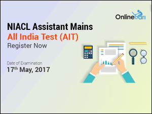 NIACL-Assistant-Mains-All-India-Test-AIT-May-17-2017-Apply-Now