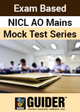 NICL AO Mains Mock Test Series in hindi
