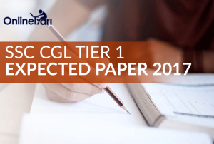 SSC-CGL-Tier-1-Expected-Paper-2017