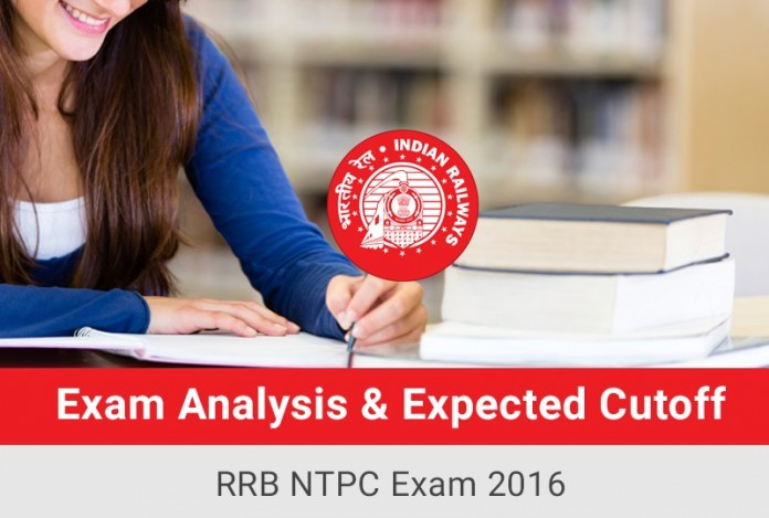 RRB-NTPC-Exam-Analysis-Expected-Cutoff-2016