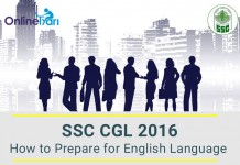 SSC CGL How to Prepare for English Language