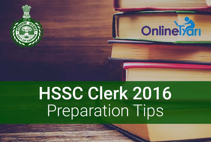 HSSC-Clerk-2016-Preparation-Tips