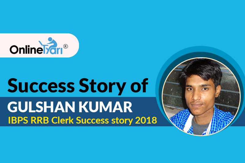 IBPS RRB CLERK SUCCESS STORY