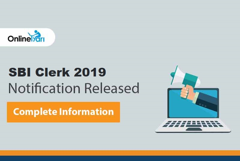 SBI-Clerk-2019-Notification-Released-Complete-Information