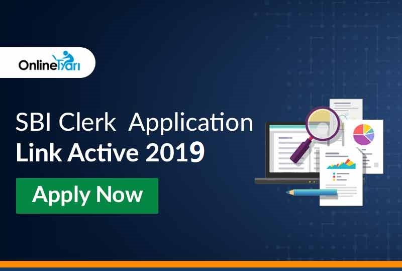SBI-Clerk-Application-link-active-2019-Apply-Now