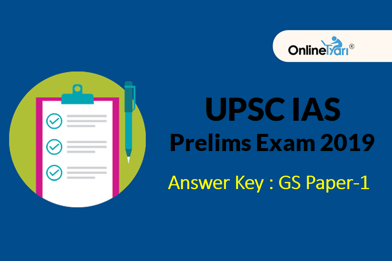 IAS-answer key 2019