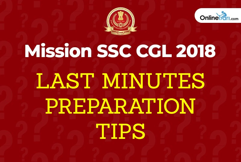 ssc-cgl-last-minute-preparation-tips